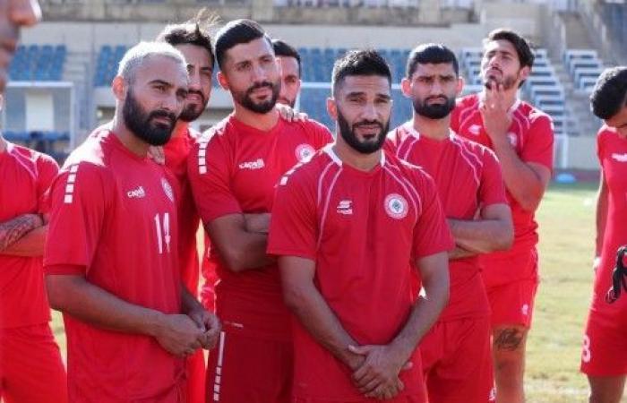منتخب لبنان ينهي المرحلة الأولى من تحضيراته لغرب آسيا