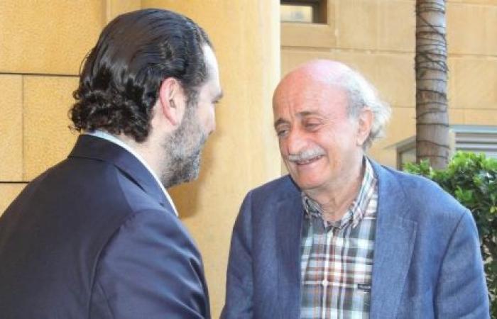 الحريري وجنبلاط: قوة السياسة بوجه سياسة القوة