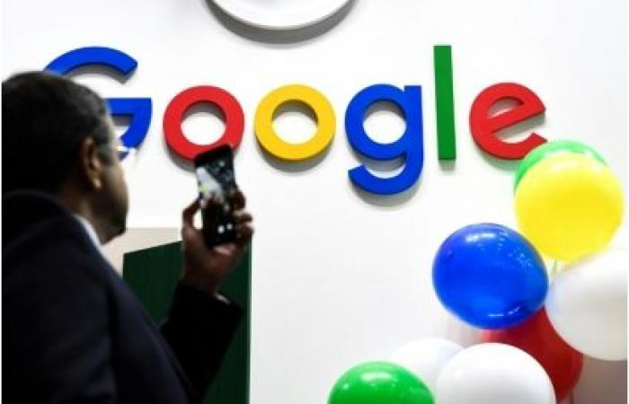 ترمب يريد النظر في علاقة غوغل بالصين