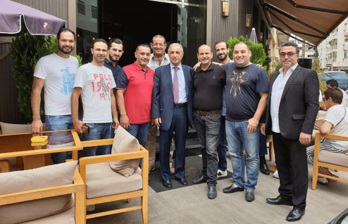 هاشم: لبنان لا يقوم إلا بجناحيه المغترب والمقيم