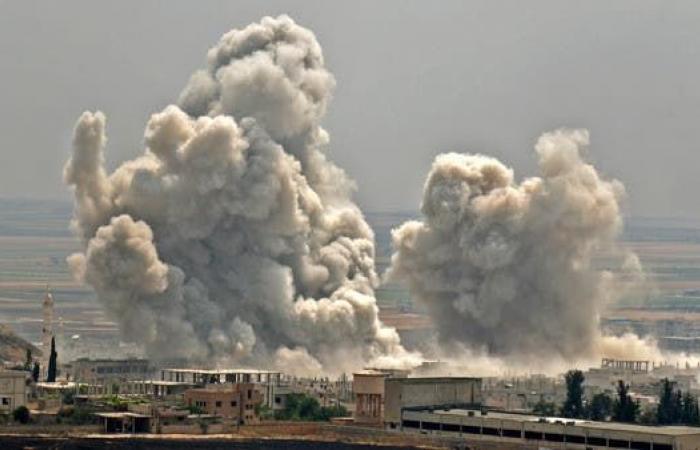 سوريا   مقتل 9 مدنيين في غارات للنظام السوري على إدلب