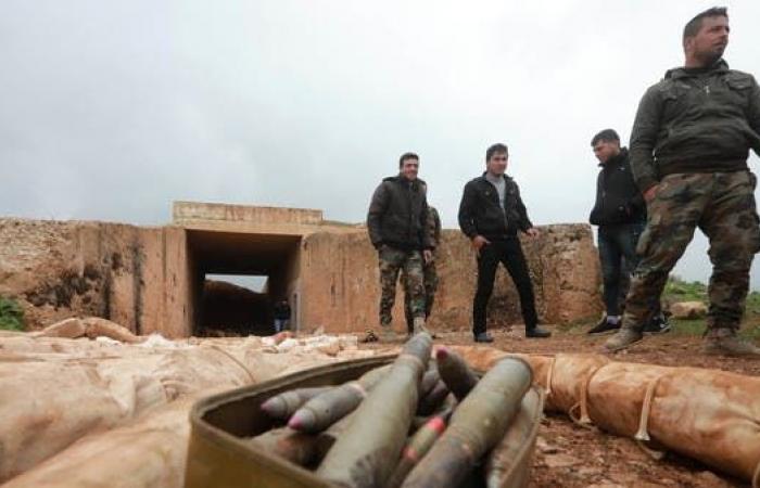 سوريا | سوريا.. مقتل 4 عناصر من قوات النظام في درعا