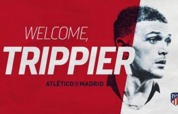 رسميًا.. أتلتيكو مدريد يُنهي صفقة تريبير