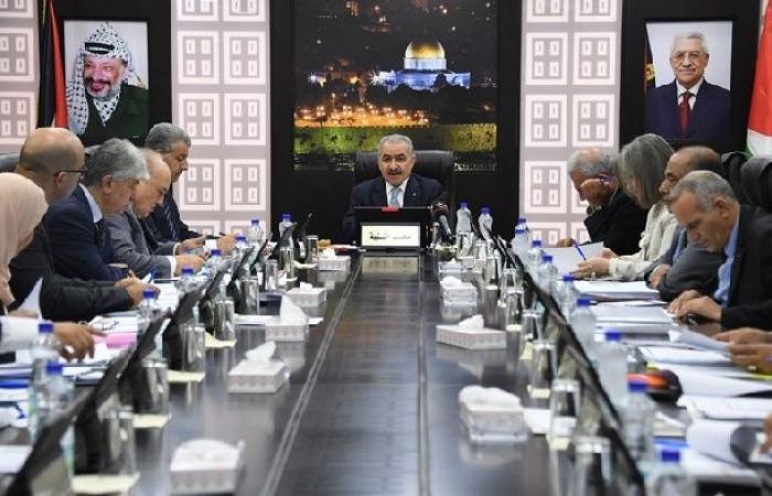 فلسطين | مجلس الوزراء يعتمد توصيات اللجنة الفنية للتقاعد المبكر