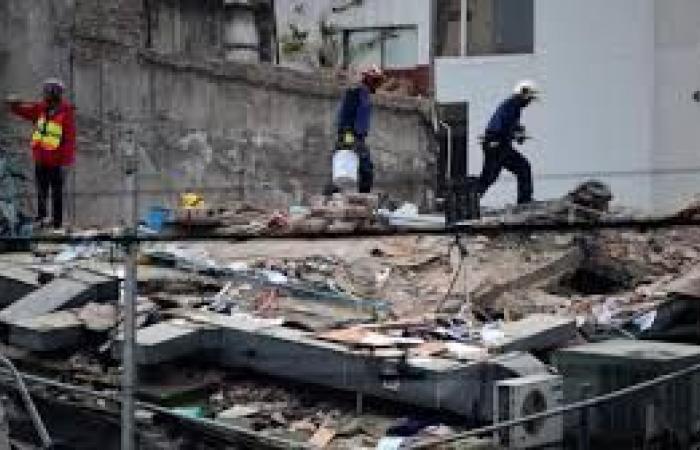 هزة أرضية خفيفة تضرب وسط مكسيكو ولا ضحايا