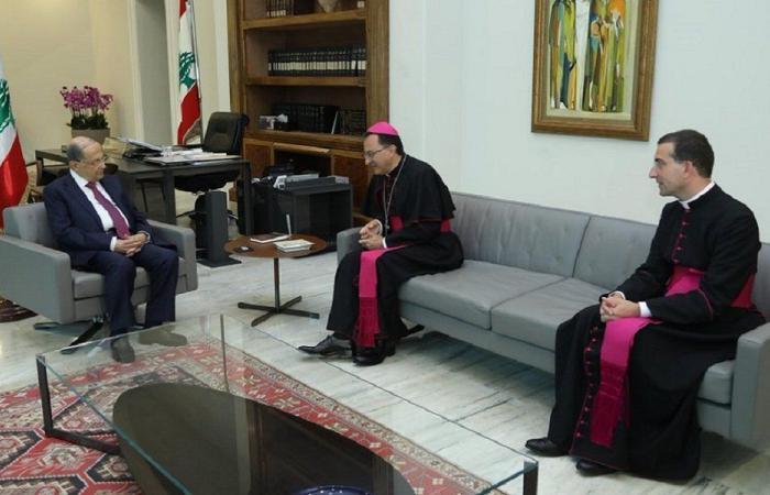 """الفاتيكان يؤكد دعم عون بمبادرة """"اكاديمية الانسان"""""""
