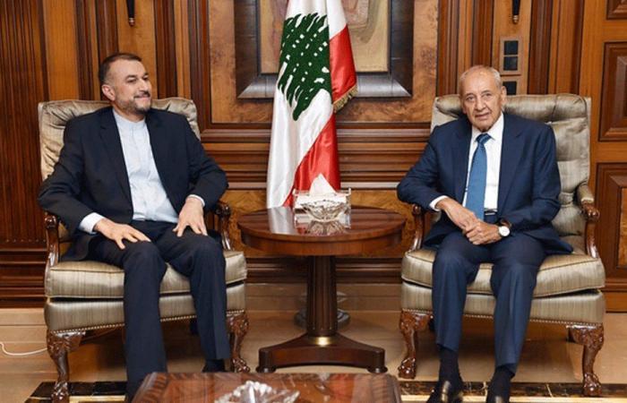 مساعد رئيس مجلس الشورى الإيراني: أمن لبنان من أمننا