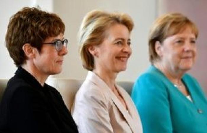 تعيين كرامب - كارنباور وزيرة للدفاع في ألمانيا