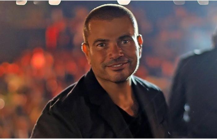 """تحديد موعد طرح ألبوم عمرو دياب الجديد """"أنا غير""""!"""
