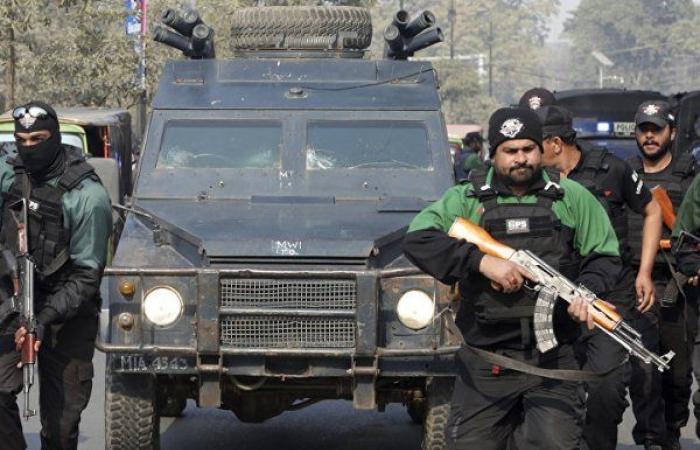 باكستان تعتقل زعيم (لشكر طيبة)