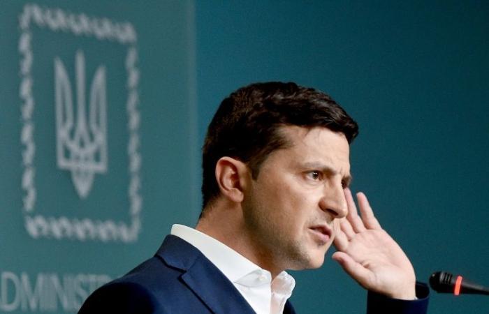 زيلينسكي شبه واثق من الفوز بالانتخابات التشريعية في أوكرانيا