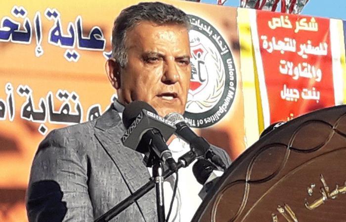 ابراهيم وعزام الاحمد بحثا قرارات وزارة العمل