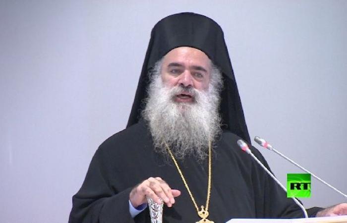 فلسطين   حنا: الحضور المسيحي في مدينة القدس مهدد بالاندثار