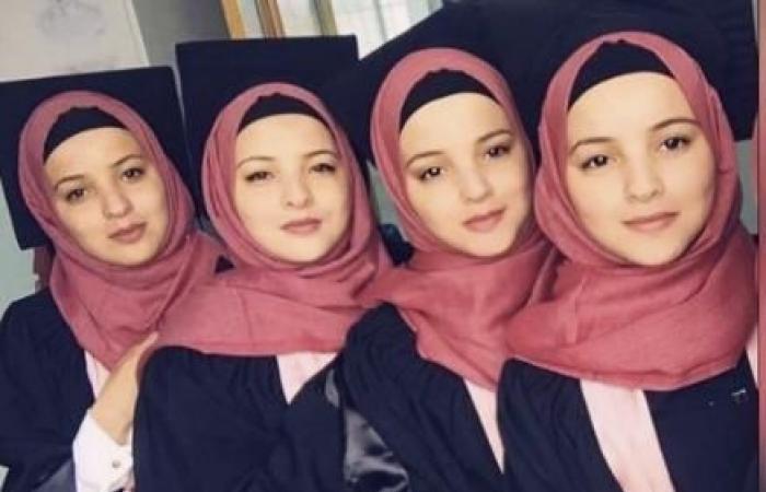 فلسطين | 4 شقيقات من جنوب القدس يتفوقن بالتوجيهي