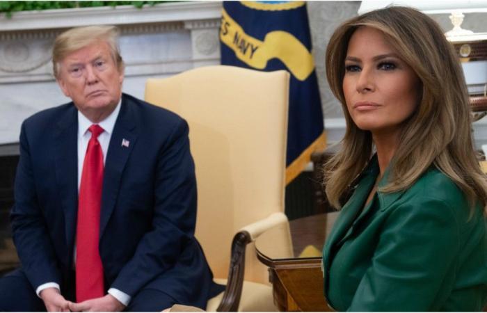 هل بات طلاق ميلانيا ترامب قريبًا؟