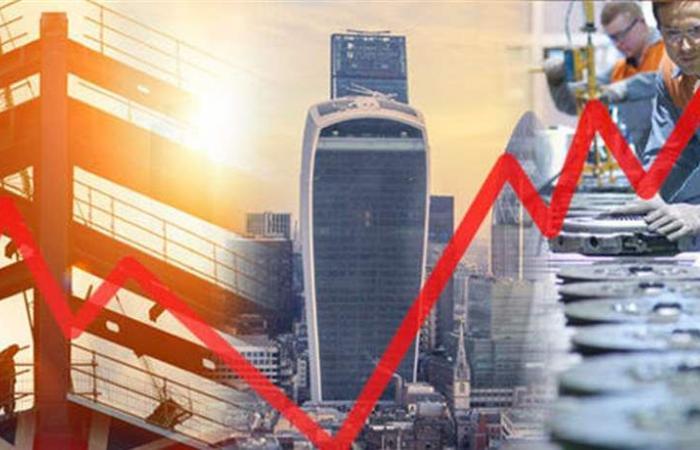 توقع مرحلة ركود للاقتصاد البريطاني