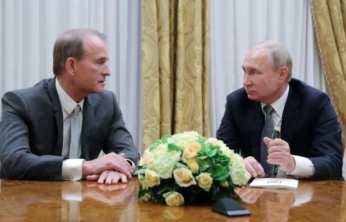 بوتين يؤكد سعيه لاستعادة العلاقات مع أوكرانيا