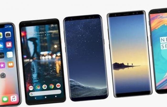 في 2019.. شحنات الهواتف تواجه أسوأ انخفاض لها