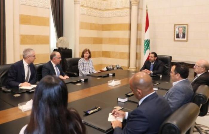 """""""جنرال إلكتريك"""" تطرح على الحريري حلولا لقطاع الكهرباء في لبنان"""