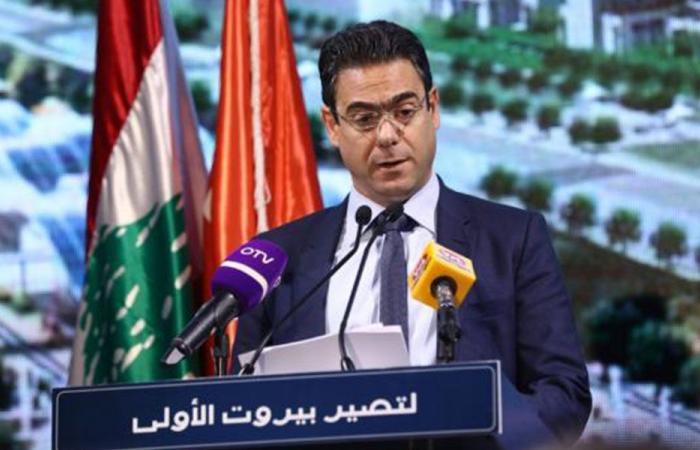 صحناوي لأبو سليمان: واصل تطبيق القوانين اللبنانية