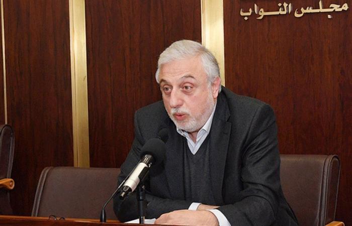 الصمد: ضد الموازنة ومجلس النواب فقد دوره الرقابي