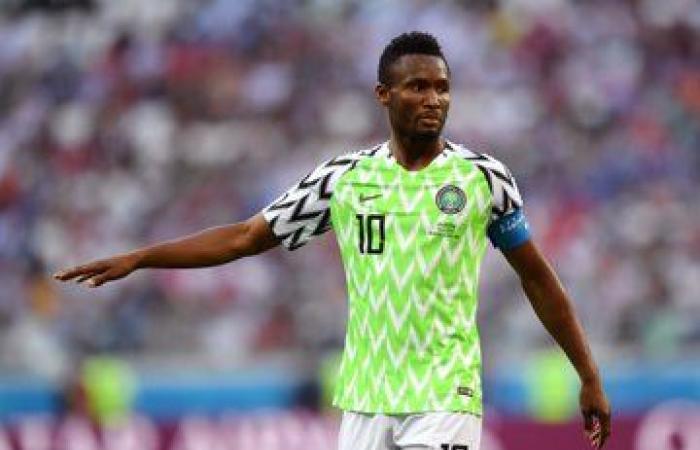 ميكيل يعتزل اللعب الدولي بعد برونزية نيجيريا في أمم أفريقيا