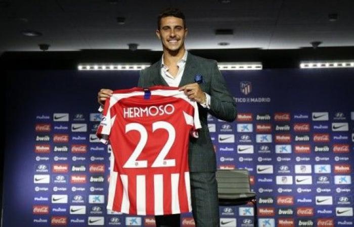 أتلتيكو مدريد يضم هيرموسو مدافع إسبانيول