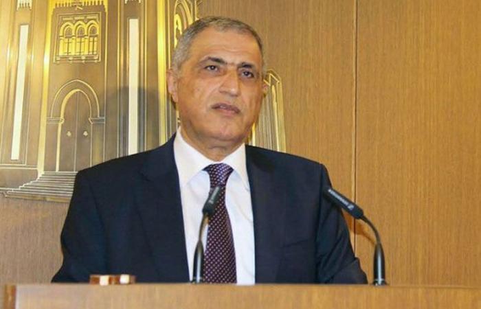 هاشم: لتعزيز العلاقات وتطويرها بين المغرب ولبنان
