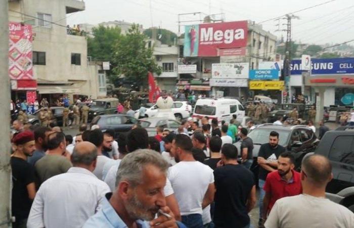 حادثة قبرشمون بين المجلس العدلي والمحكمة العسكرية