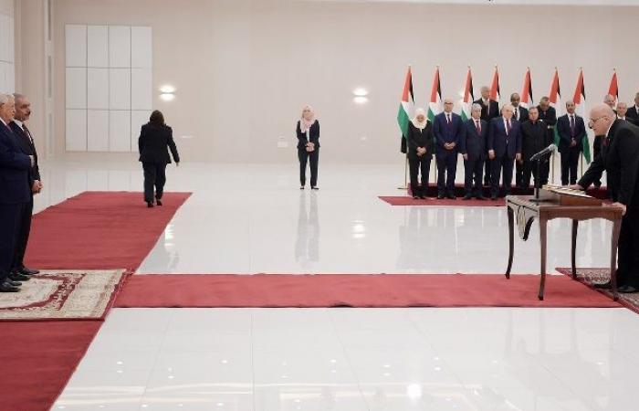 فلسطين | أبو شرار يؤدي أمام الرئيس اليمين القانونية رئيسا للمحكمة العليا