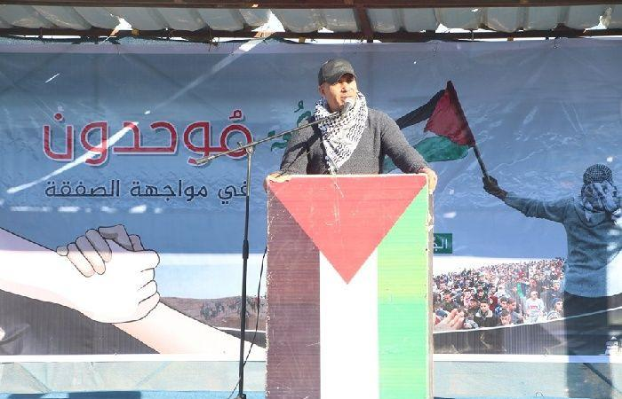 فلسطين | الثوابتة: المسيرات مستمرة ولن نقبل بمقايضتها تحت أي شعار كان