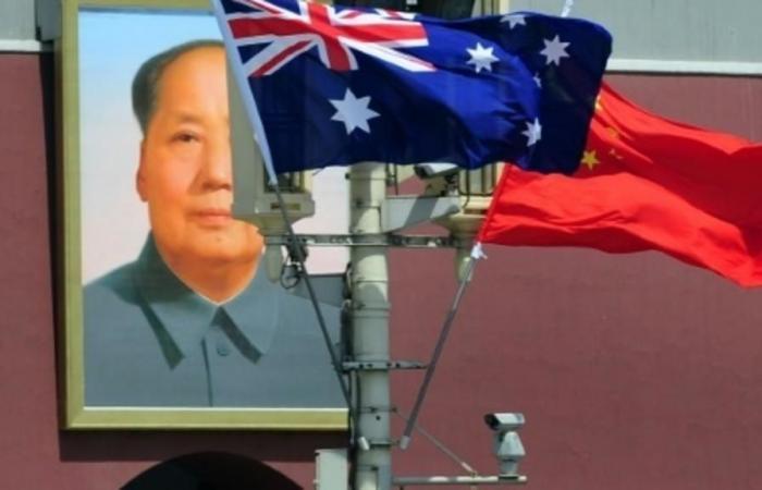 """بكين """"تأسف"""" لتصريحات كانبيرا عن توقيف أسترالي في الصين"""