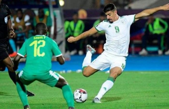 الجزائر تتربع على عرش أفريقيا بفوز صعب على السنغال