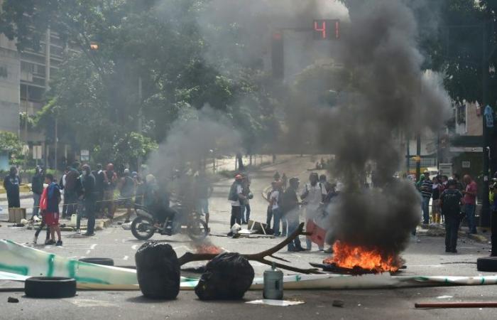 وفدا الحكومة والمعارضة الفنزويلية يتحدثان عن تقدّم في محادثاتهما
