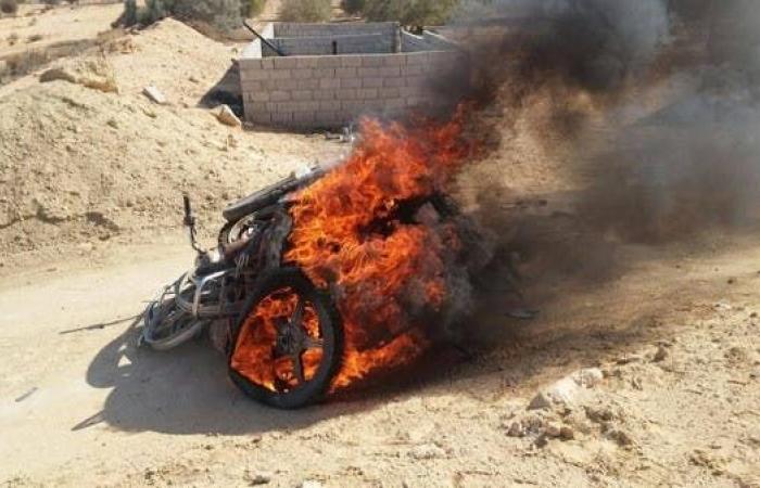 مصر | داعش يعلن مسؤوليته عن تفجير انتحاري قتل شخصين بسيناء
