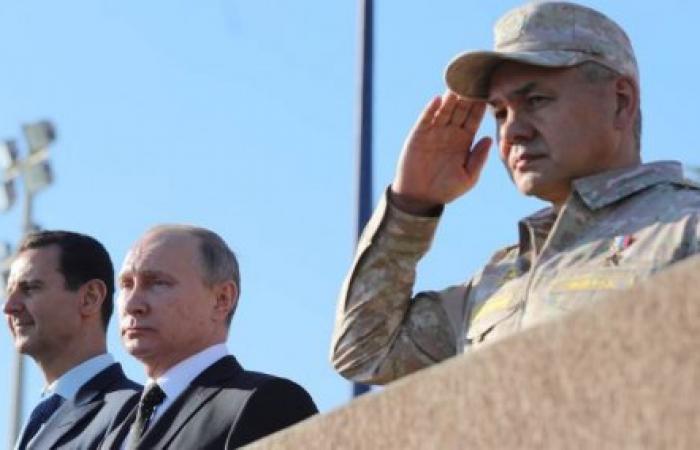 سوريا   روسيا ساعدت حزب الله في سوريا بتكنولوجيا إسرائيلية