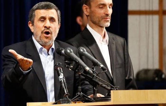 إيران   أحمدي نجاد يدعو لمفاوضات مباشرة مع ترمب