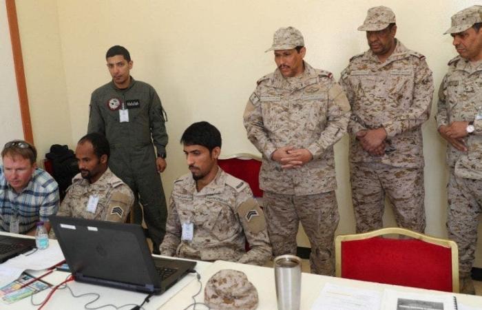 الخليح | القائد المتحمس 2019.. تمرين سعودي أميركي مشترك