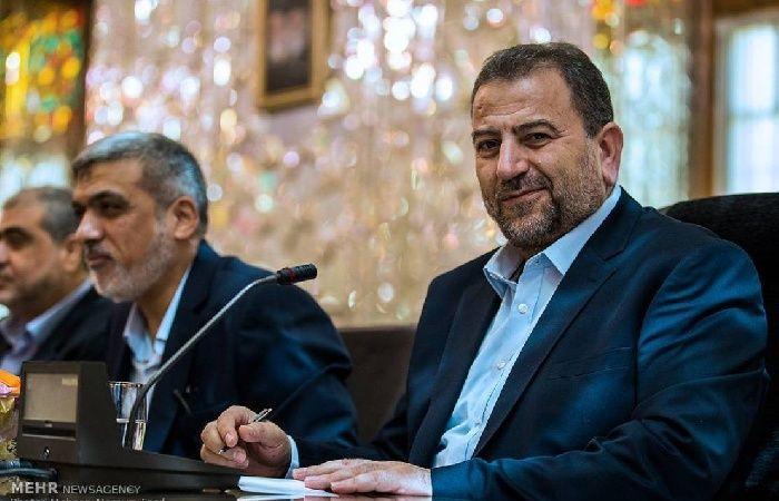 فلسطين | وفد رفيع المستوى من حماس يصل إلى طهران