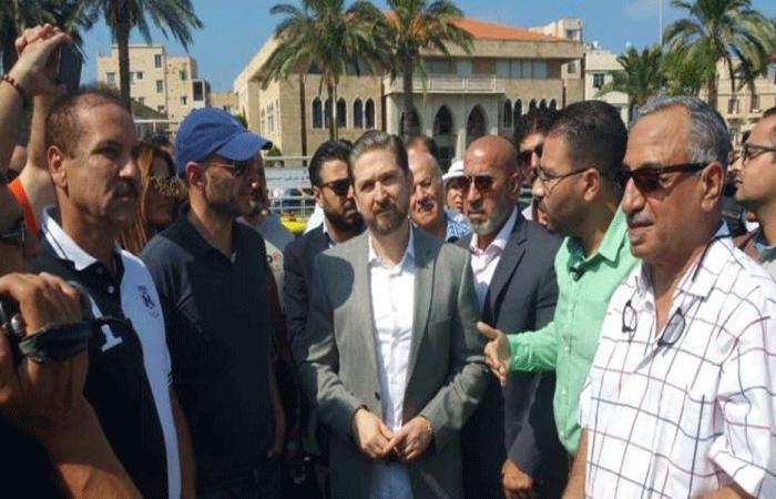 جريصاتي: جزيرة النخيل تضع طرابلس على خارطة السياحة