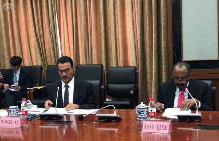 الخليح   مكتبة الملك عبدالعزيز تحتفل بتدشين المكتبة العربية الصينية