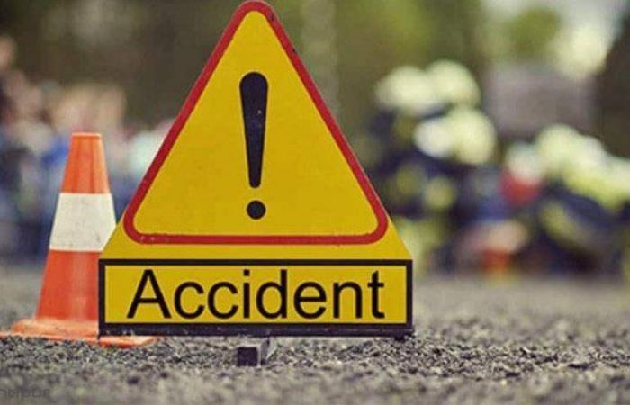 جريحة في حادث سير على أوتوستراد صيدا صور