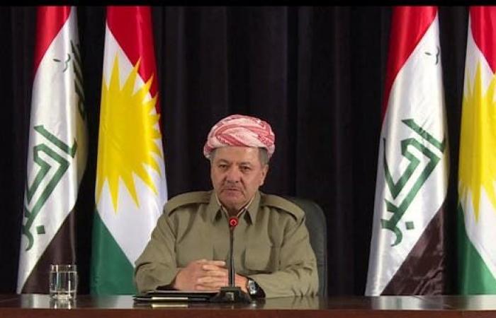 العراق | تعليقا على حادثة أربيل.. بارزاني: كردستان لن تصبح مقرا للإرهاب