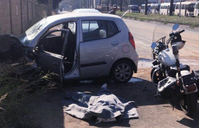 قتيل وجريحان في حادث سير على الطريق البحرية في الدورة
