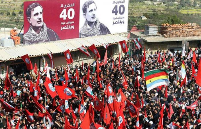 """الاشتراكيون لجنبلاط: """"معك سنرفع التحدي""""!"""