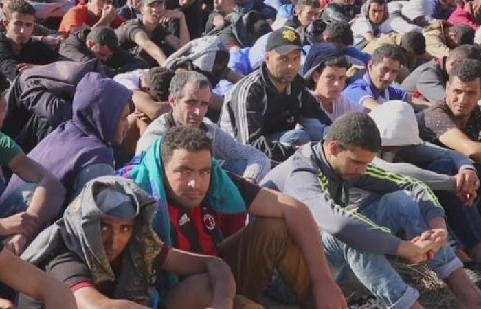 حملة جديدة لإنقاذ مهاجرين قبالة سواحل ليبيا