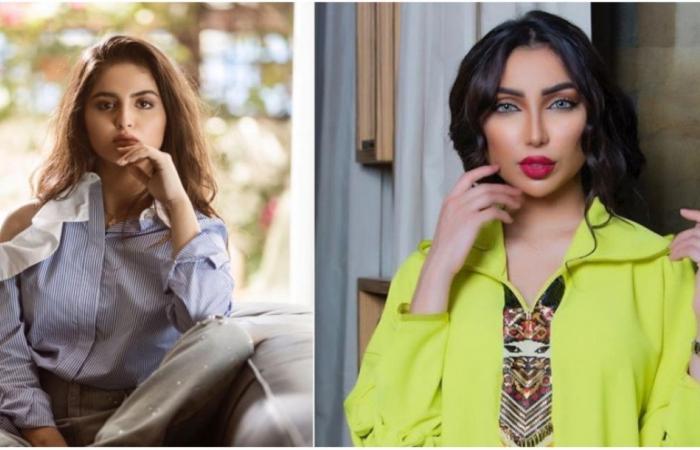 دنيا بطمة تحسمُ رسميًا حقيقة عودة حلا الترك للعيش مع والدها