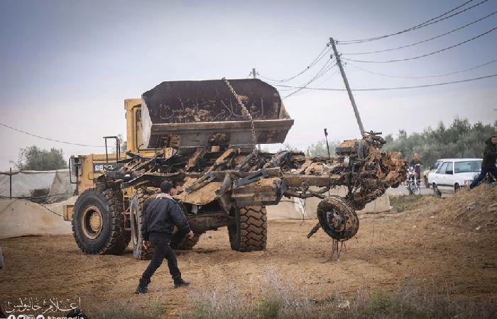 فلسطين | عملية خان يونس الفاشلة تطيح بضابط رفيع في الاستخبارات العسكرية