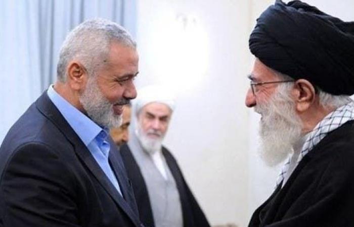 "إيران | وفد من ""حماس"" يصل طهران للقاء كبار مسؤولي إيران"