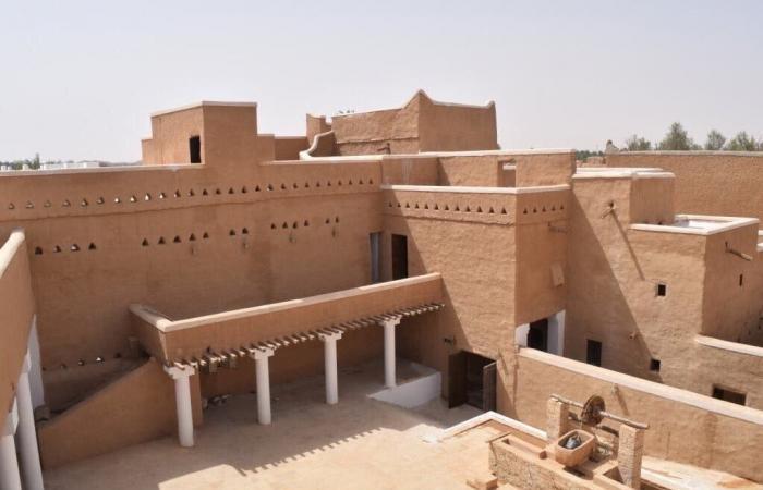 الخليح | تعرف على أكبر القصور التاريخية في المجمعة بالسعودية